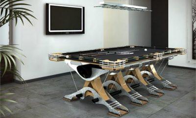 Hurricane Predator Luxury Pool Tables